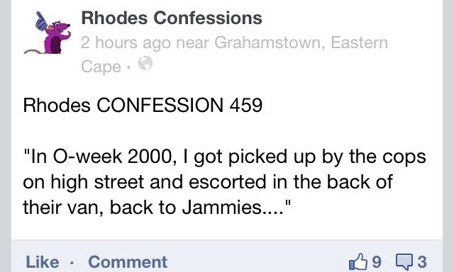 rhodes confession